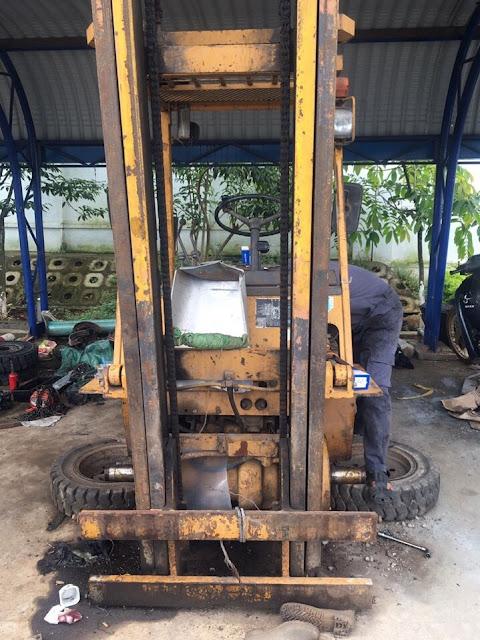 sửa chữa xe nâng tại huyện bình chánh-tphcm