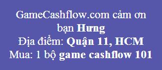 Game Cashflow quận 11