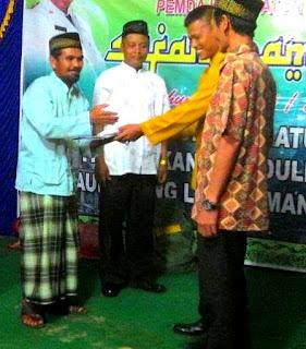 I Made Alit Yudana Hadiri Safari Ramadhan di Masjid Al-Baroqah Kafvamke