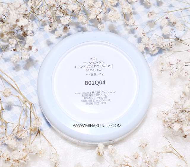 tension pact missha review