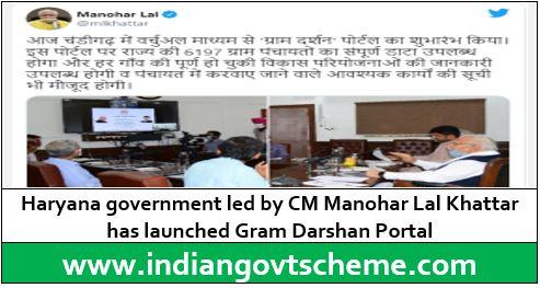 Gram Darshan Portal