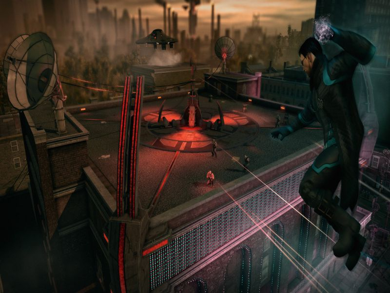 Saints Row IV PC Game Free Download