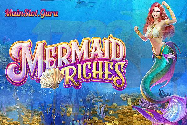 Main Gratis Slot Demo Mermaid Riches PG Soft