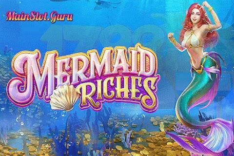 Main Gratis Slot Mermaid Riches (PG Soft)   96.71% RTP