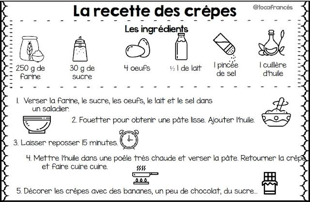 Chandeleur - przepis na naleśniki 10 - Francuski przy kawie