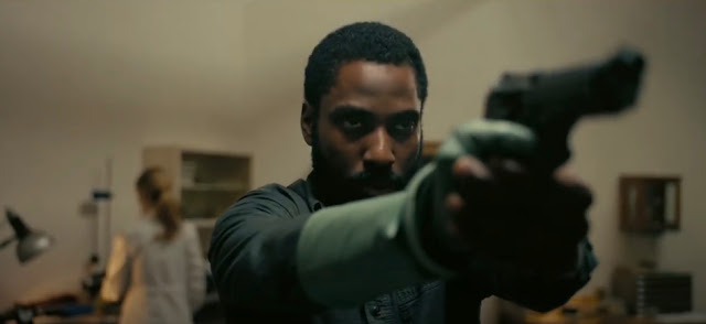 John David Washington | Christopher Nolan's Tenet