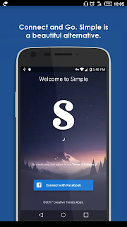 Simple Social Pro v6.9.6 Apk [Patched]
