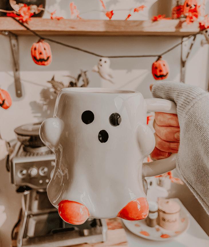 Target ghost mug — Ghost mug Target — Threshold ghost mug — Target Hyde and Eek mug — Halloween ghost mug — Ghost coffee mug — Target Halloween mug