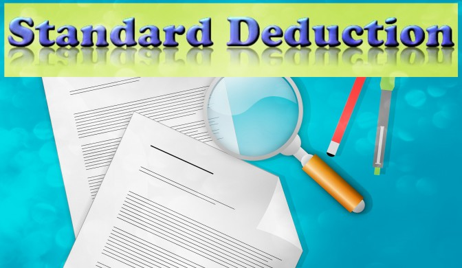 Standard Deduction 2019 in Income Tax