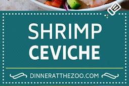 Shrimp Ceviche Mexican