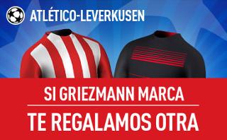 sportium promocion Atlético vs Leverkusen champions league 15 marzo