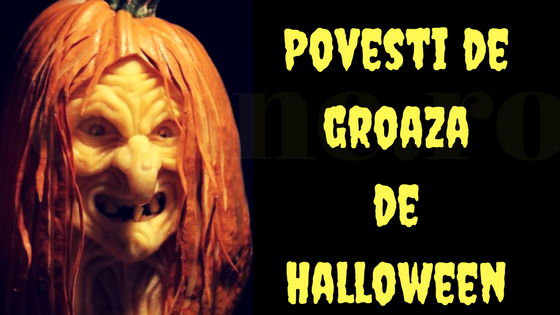 Halloween povesti de groaza