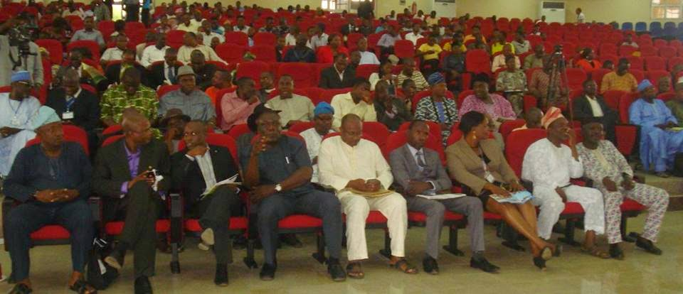 Nigerian Institution of Agricultural Engineers (NIAE) 15th International Conference & 35th Annual General
