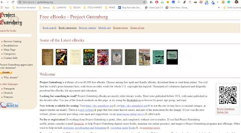 3 Website Baca Buku Gratis Versi @klubbukunarasi