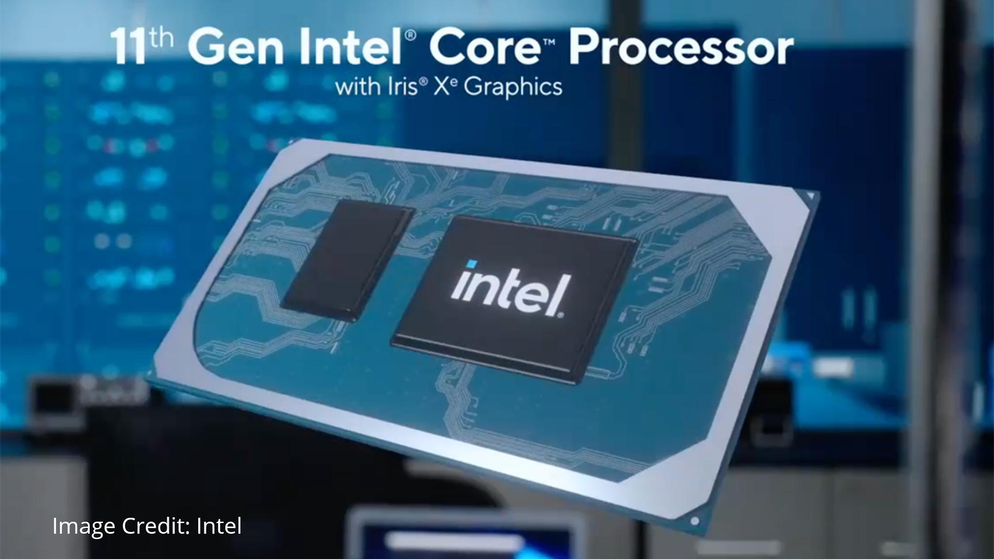 Intel 11th Generation Tiger Lake Processors