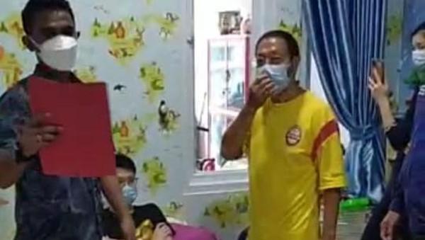 Momen Richard Lee Dijemput Paksa Polisi di Kasus Akses Ilegal IG