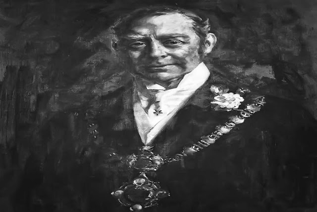 The first Mayor of Whitehaven was The 5th Earl Of Lonsdale, Hugh Lowther