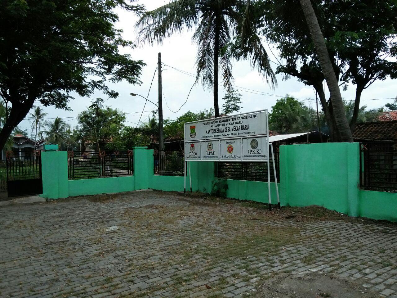 Prona Desa Mekar Baru Kab Tangerang Diduga Beraroma Pungli Rp 1 Juta Harapan Rakyat Online