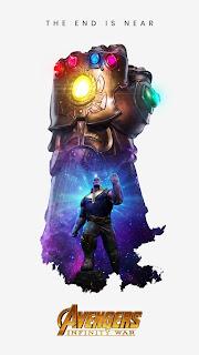 Thanos Avenger Mobile HD Wallpaper