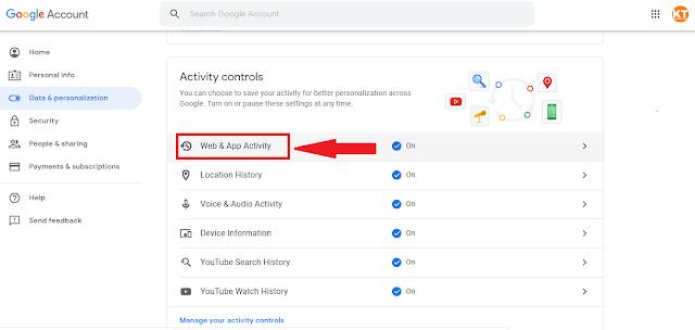 How to delete data on Google Server, Google Server से अपना Data कैसे Delete करे ?