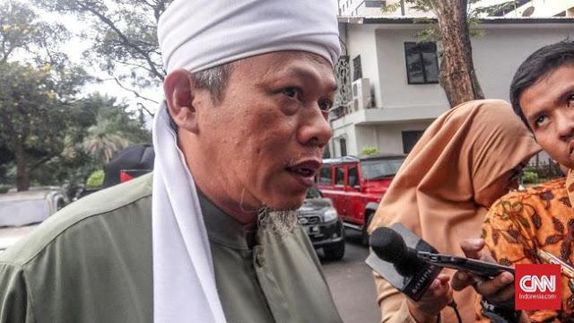Datangi Polda, Al Khaththath Berharap Kasus Makar Dihentikan