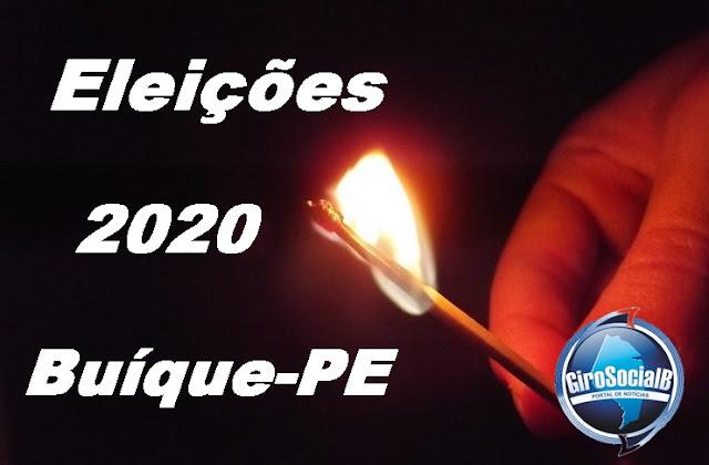 Eleições 2020 em Buíque 1ª Parte:  Poder legislativo tudo  acontecer inclusive nada