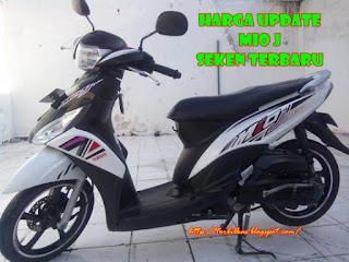Jual Motor Yamaha Mio J Bekas Murah Di Surabaya Palembang Makassar Bandung
