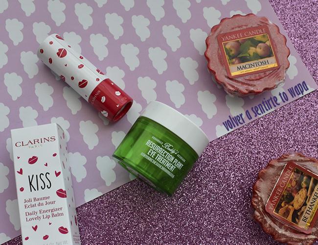 Productos de cuidado corporal y facial de Clarins y Boddy's Pharmacy