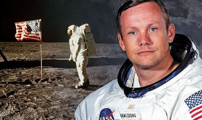 The success of this mission depended on the skills of Neil Armstrong