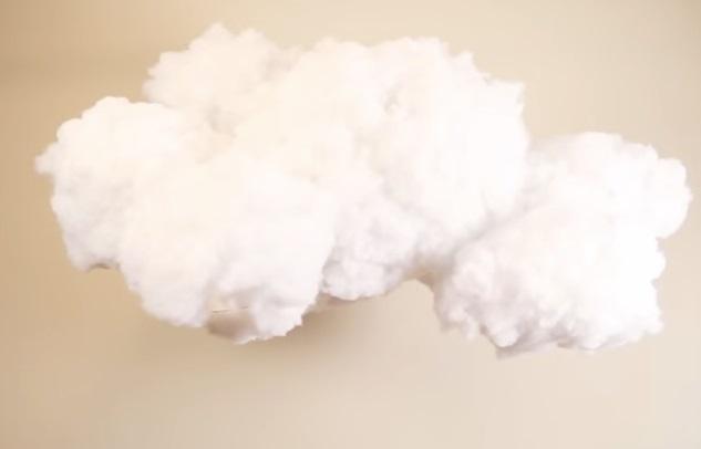 el emeği bulut led lamba