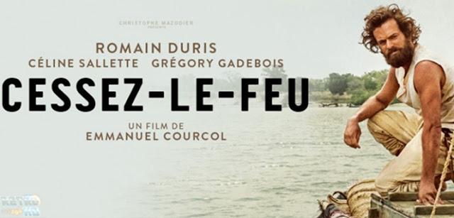 Cartel de la película franco belga Cessez-le-feu