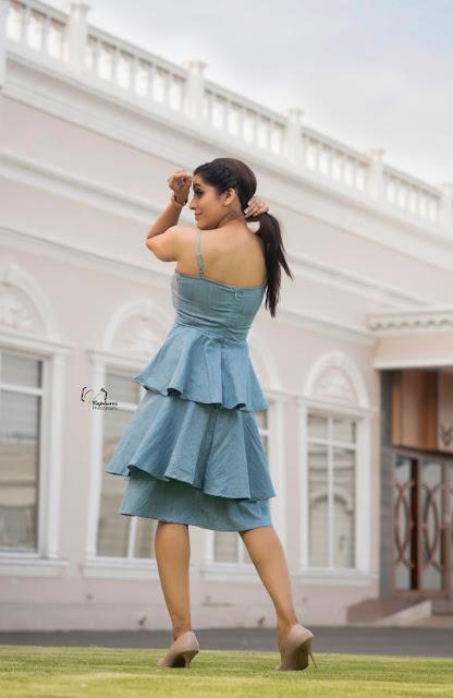 Jabardasth Anchor Rashmi Gautam Latest Pictures Actress Trend