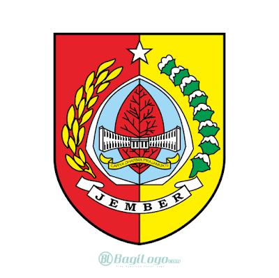 Kabupaten Jember Logo Vector