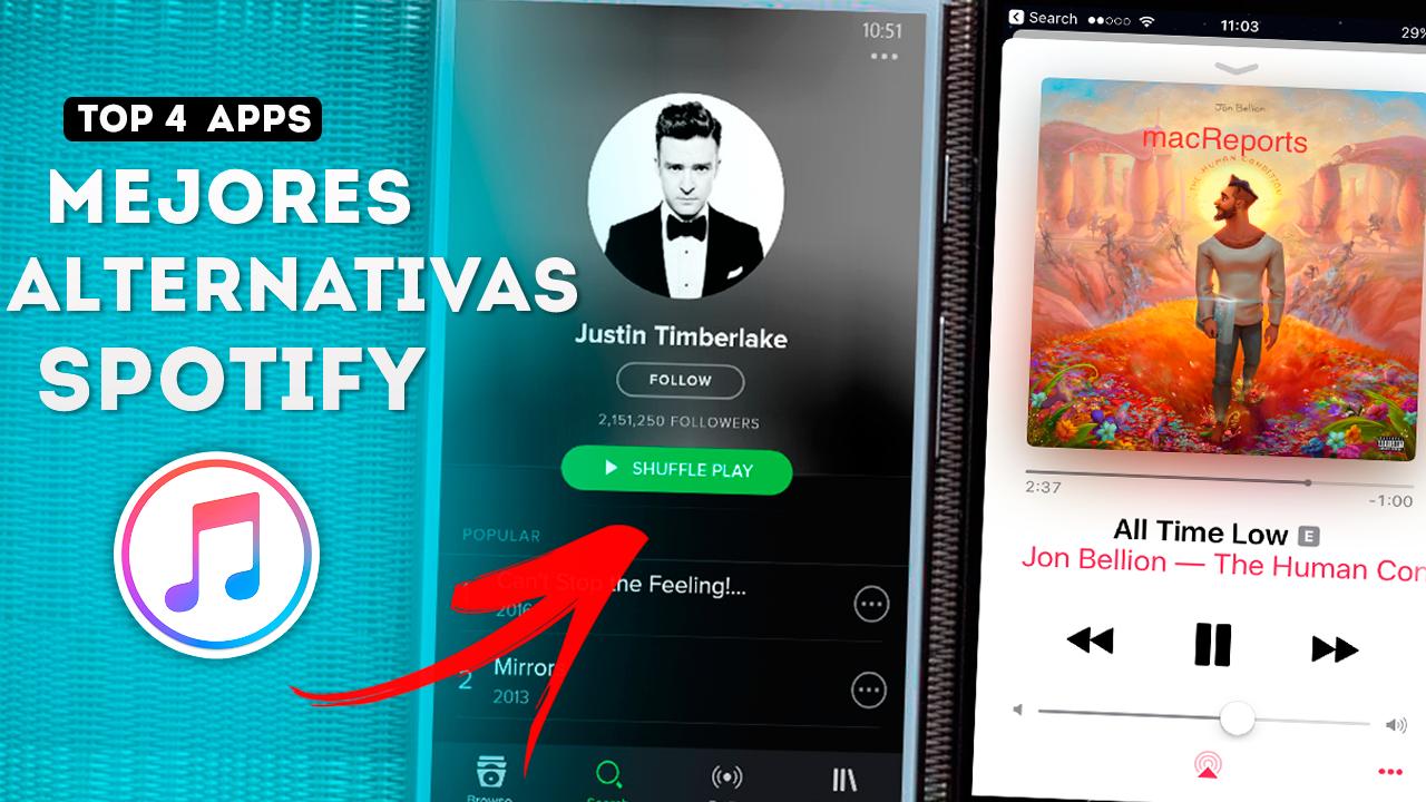Para descargar musica apps