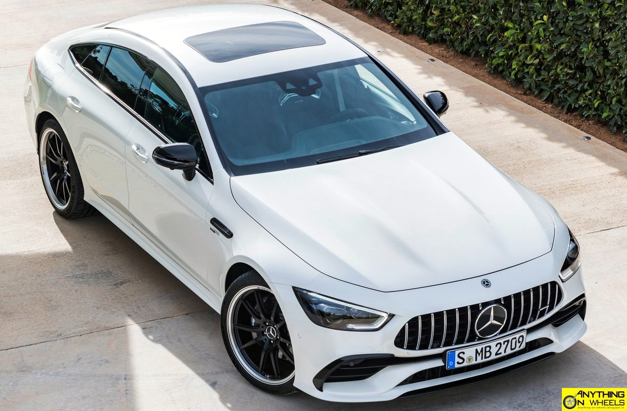 anything on wheels 2018 geneva mercedes amg gt 4 door coupe makes its debut. Black Bedroom Furniture Sets. Home Design Ideas