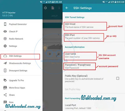 Open SSL Config Files For 9mobile SocialPak 2.5GB And 500MB Data Via Http Injector And Kpntun