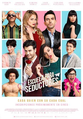 Escuela para Seductores [2020] [DVDR4] [Latino]
