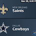 Cowboys Against Saints: Highvoltage Match on 29th Nov.2018 [ Straight Watch ]