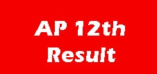 AP 12th Result 2020 Andhra Board Intermediate Exam Result