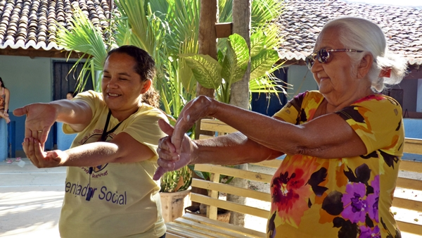 Comunidade Contendas recebe atividades do Grupo Reviver - Imagem 2