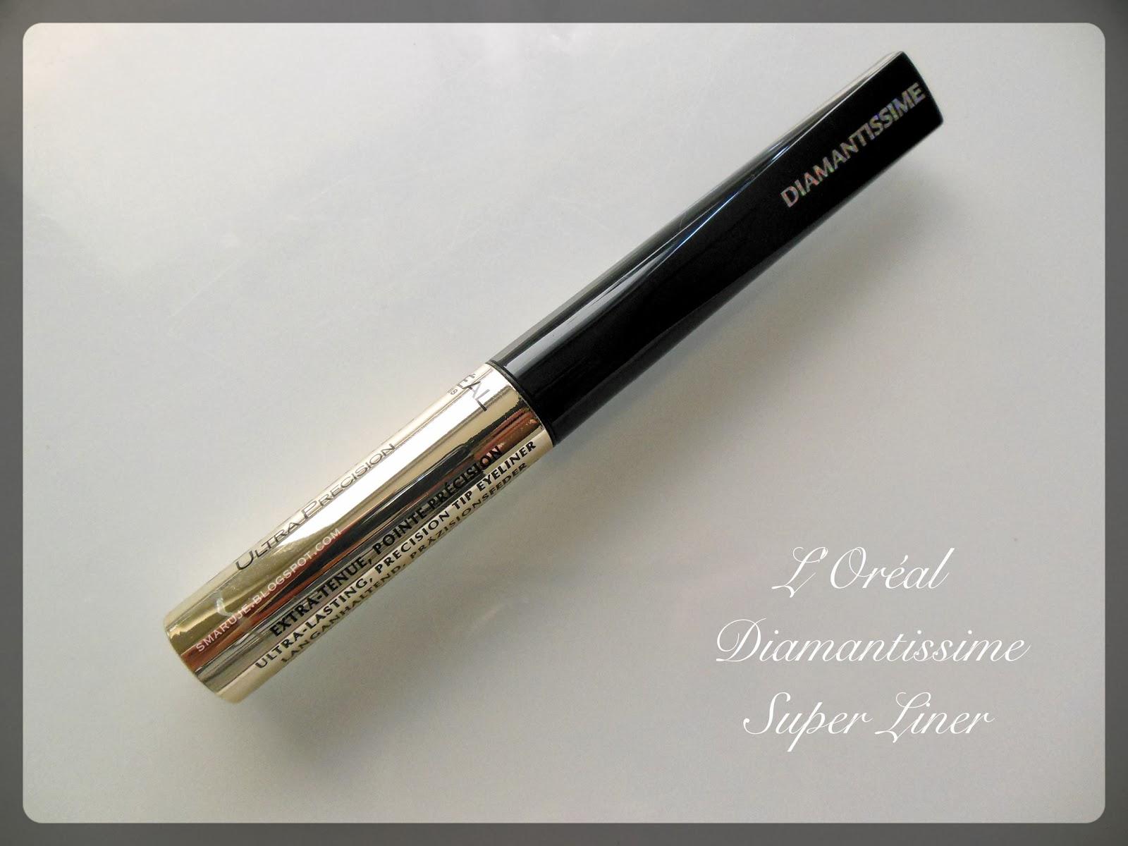 L'Oréal – Super Liner Diamantissime [recenzja]