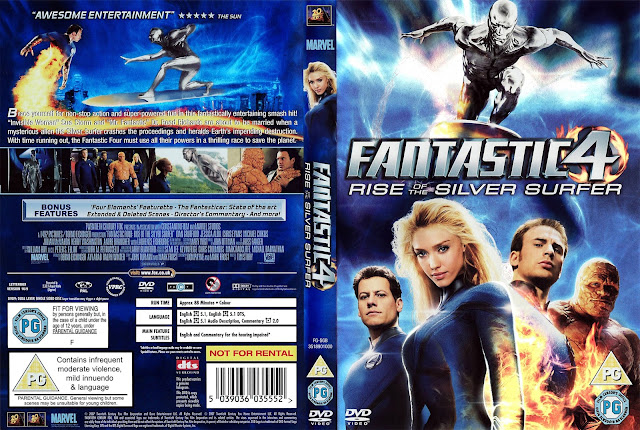 Fantastic Four: Rise of the Silver Surfer (2007) Subtitle Indonesia BluRay 1080p [Google Drive]