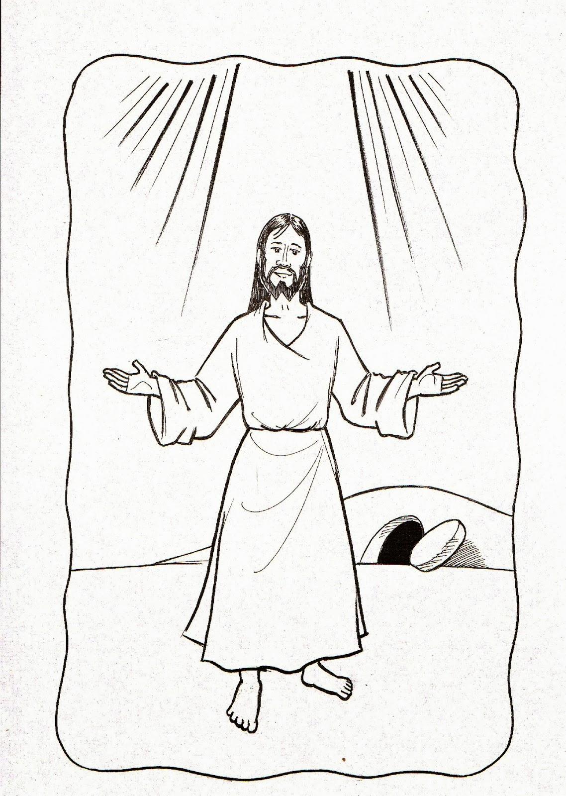 El Renuevo De Jehova: La Crucifixion De Jesus - Imagenes para ...