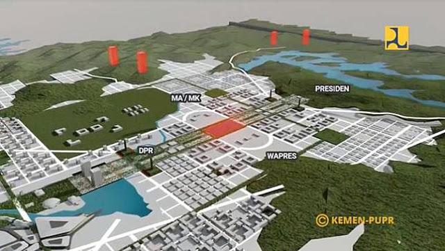 Di Tengah Corona, Pemerintah Tender Proyek Ibu Kota Baru Rp85 Miliar