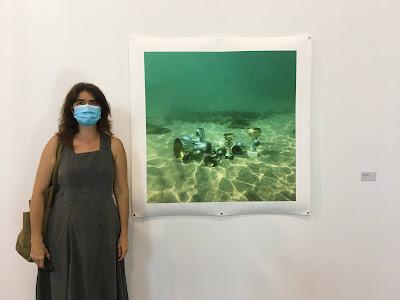 La meva obra Trofeus sota el Mar