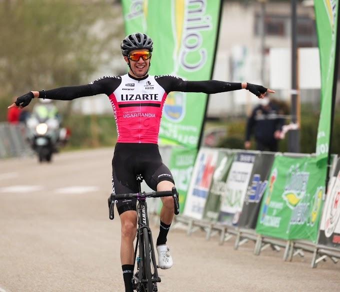 Las fotos y clasificación del Memorial Santisteban 2021 - Fotos Ciclismo González