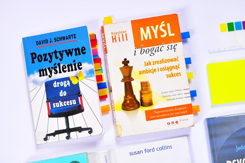 5 inspirujących książek, które nauczyły mnie pięciu ważnych rzeczy.