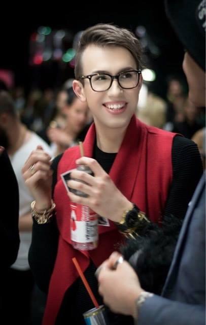 chris hanisch fashionblogger secret fashion show munich münchen