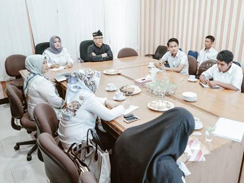 Kunjungan Disdikpora Kolaka ke Disdik Kota Bandung
