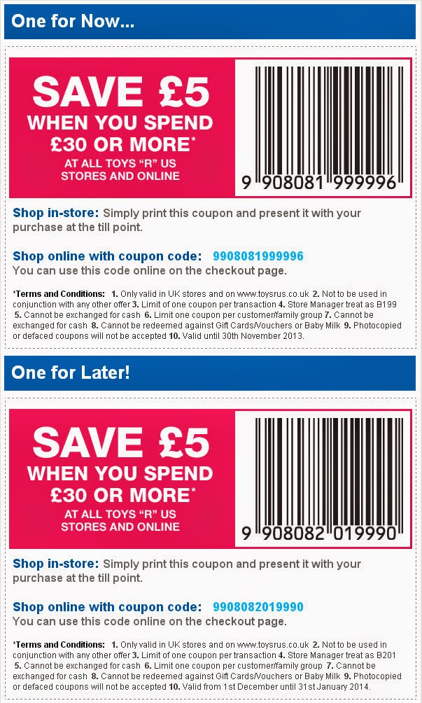 picture about Toysrus Printable Coupons identify On-line coupon codes for toys r us / Mary maxim coupon codes